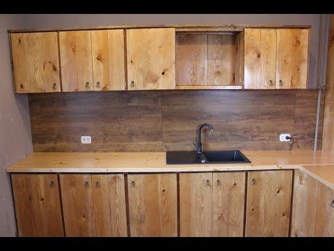 Кухонный гарнитур фото своими руками 940