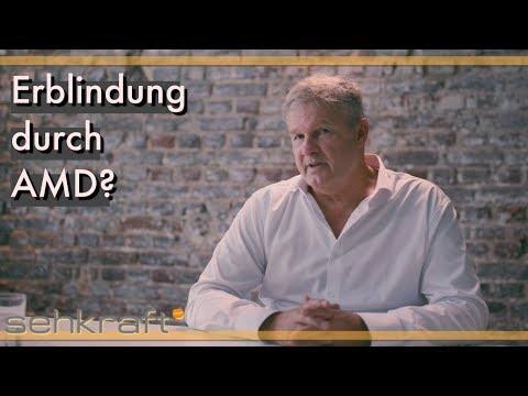 Der 2RT-Laser stoppt AMD im sehkraft Augenzentrum– Matthias Maus