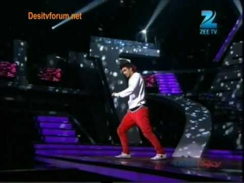 Croc Roaz  Dance India Dance Season 3 12th Feb 2012.mp4 video