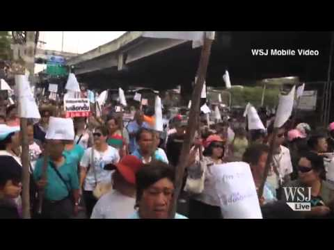 Disrupted Election Fails to Quell Thailand Unrest