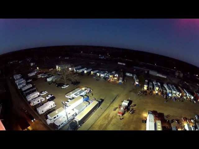 Scenes from the 2013 Turkey 100 at Swainsboro Raceway (Hi-Def)