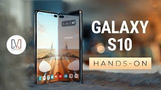 Samsung Galaxy S10 Hands-On