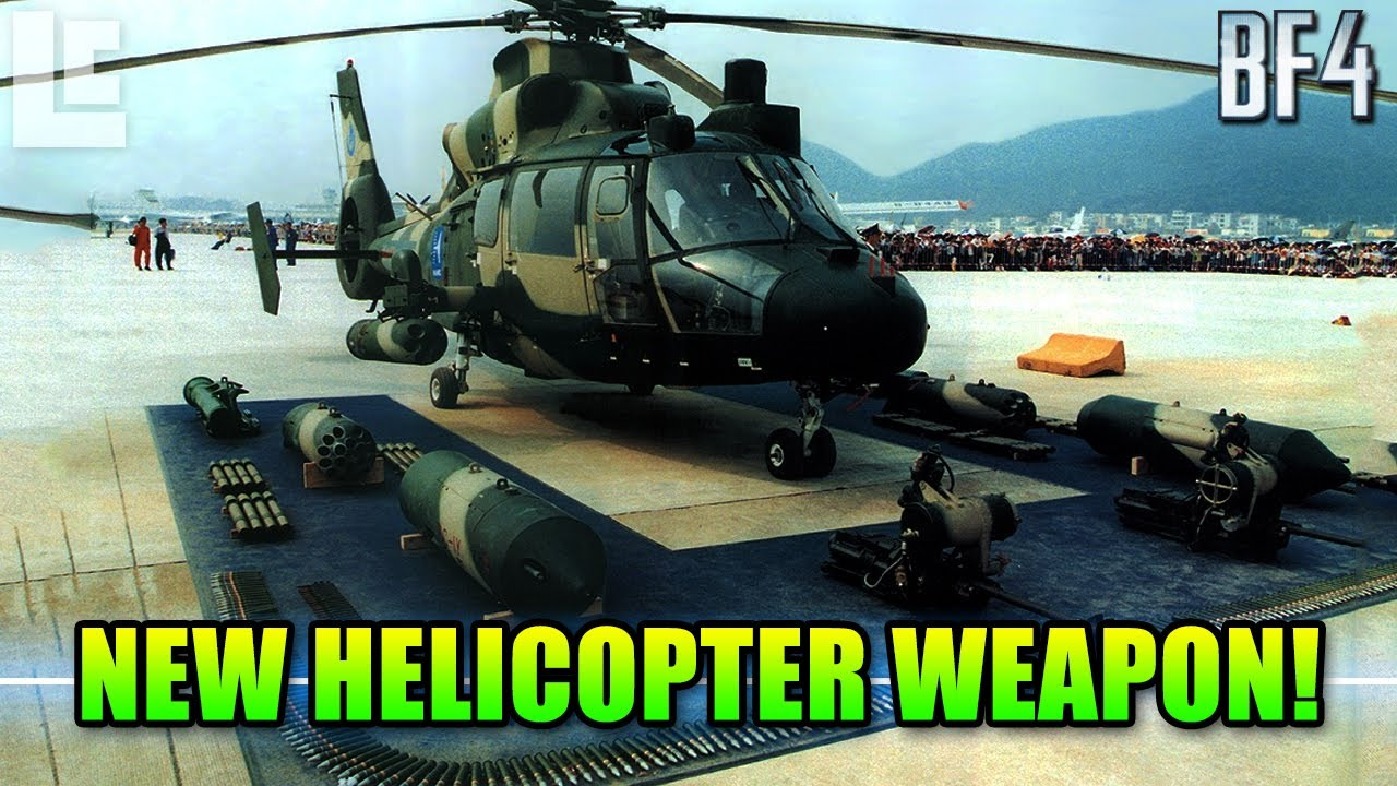 Battlefield 4 Elicottero : Scout helicopter s new mm cannons battlefield