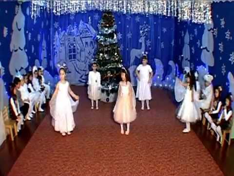 танец белого мотылька видео