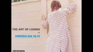 Watch American HiFi Nothing Left To Lose video