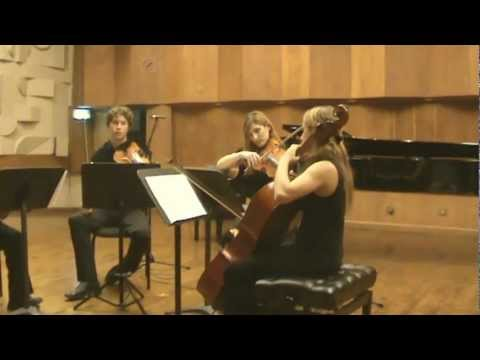 Pavel Haas: String Quartet No.2