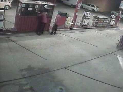 Video 1 - assalto posto - Alfenas Hoje