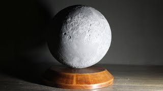 How to make This Model of Moon   Lunar   DIY