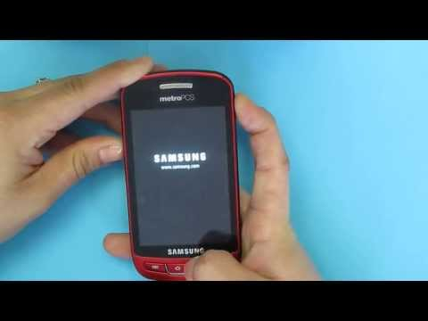 Hard Reset Samsung Admire SCH-R720 MetroPCS