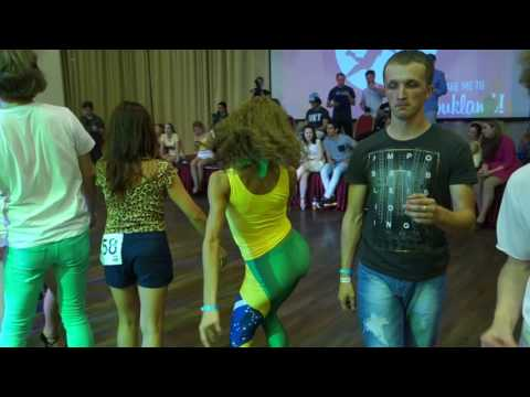 00068 RZCC 2016 Students J and J Several TBT ~ video by Zouk Soul