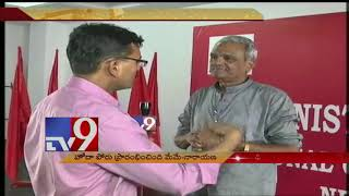 AP Special Status agitation initiated by CPI || Narayana