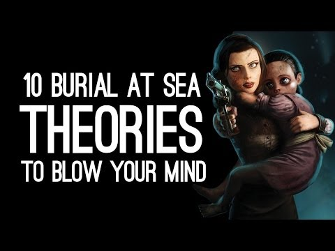10 BioShock Infinite Burial at Sea Episode 2 Theories to Blow Your Mind