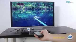 DealeXtreme: Mini 1080P Full HD Media Player with AV/YPrPb/HDMI/USB/SD/MMC
