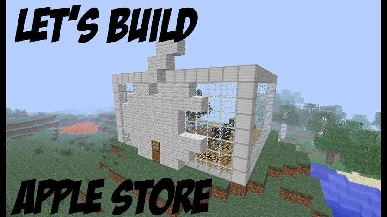 Apple Store Minecraft Minecraft Lets Build 19 Apple