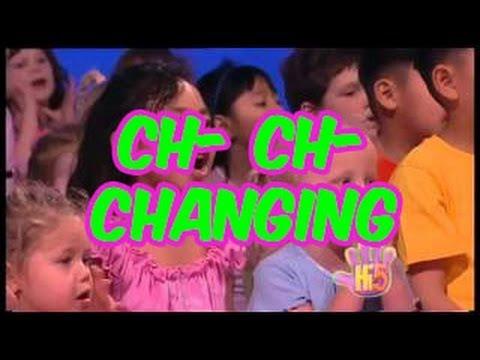 Hi-5 - Ch Ch Changing