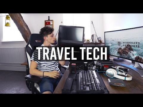 Alex's Go-to Travel Tech!