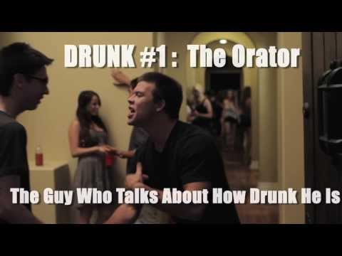 Types of Drunks - ABOS