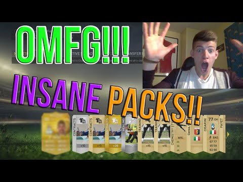 OMG!! FIFA 15 INSANE PACK OPENING - BEST BPL PLAYER! FIFA 15 PACK OPENING! LIVE REACTIONS (FIFA 15)