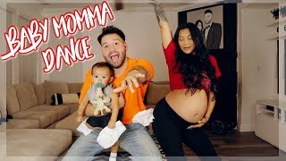 BABY MOMMA DANCE * 37 WEEKS PREGNANT*