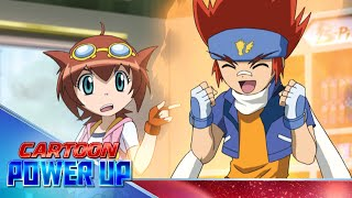 Episode 3 - Beyblade Metal Fusion|FULL EPISODE|CARTOON POWER UP