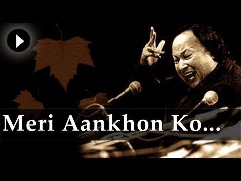 Meri Aankhon Ko Bakshe Hain Aansoo - Nusrat Fateh Ali Khan - Sufi Song video