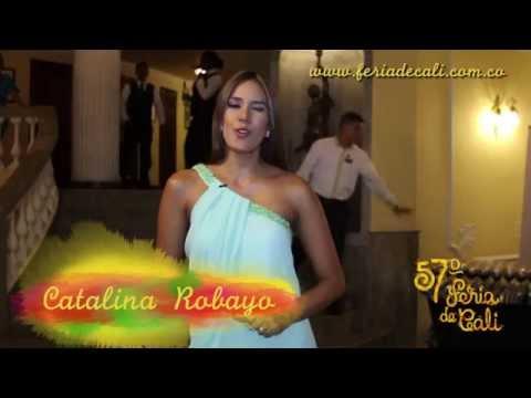Invitación a la 57 Feria de Cali por Catalina Robayo