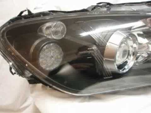 AP2 S2000 Clear LED Headlights DIY Part -1-