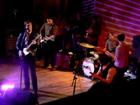 The Walkmen - Louisiana (live)