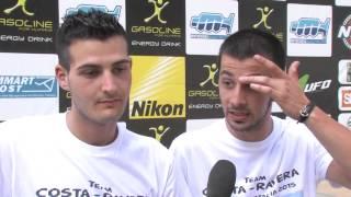 Castiglion del Lago 2015: Intervista ai neo vincitori del Campionato It. Sidecarcross 2015