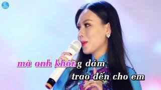 [Karaoke] Mộng Ước Đôi Ta - Song ca với Sao biển ✔