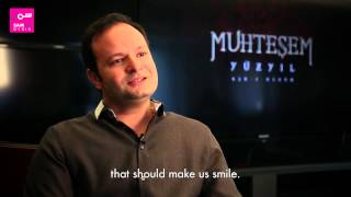 SAMAR Media - The Magnificent Century - Timur Savcı