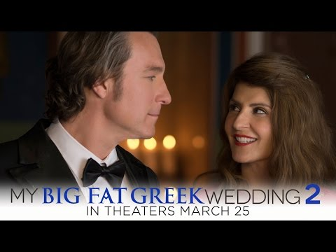 My Big Fat Greek Wedding 2 - In Theaters March 25 (TV Spot 4) (HD)