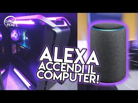 Alexa, Accendi il Computer!