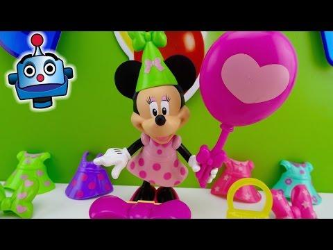 Minnie Birthday Bow-tique- Minnie Toys