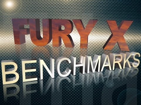 AMD R9 FURY X - VIDEO BENCHMARKS / GAME TESTS REVIEW / 4K,1080p,1440p/
