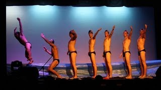Hilarious Synchronised Swimming Sketch