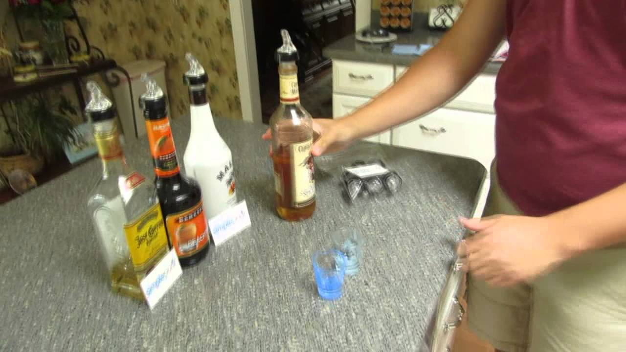 How To Use Simplepour Automatic Measuring Bottle Liquor