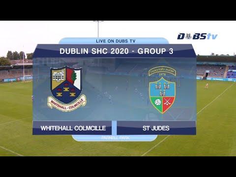 Whitehall Colmcille v St Judes- 2020 Dublin Senior A Hurling Championship