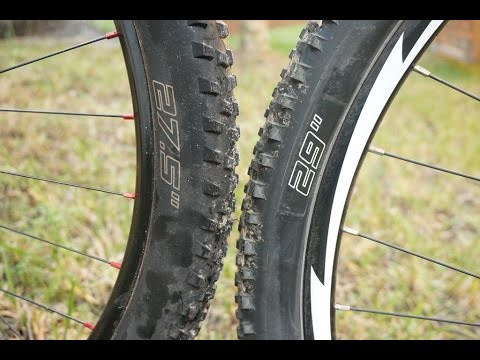 27.5 (650b) vs 29 - An in depth review