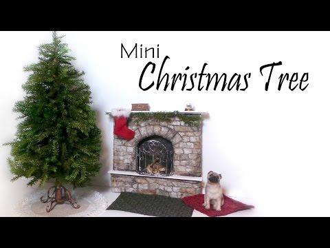 Mini karácsonyfa - Tiny Christmas Tree