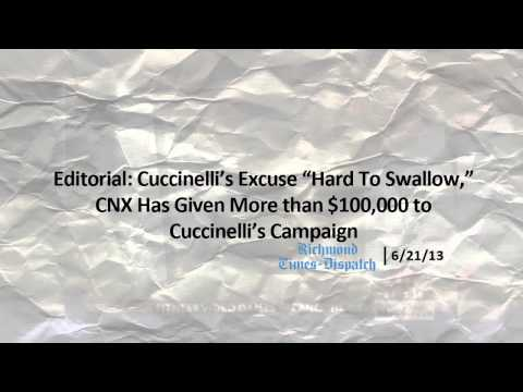 Ken Cuccinelli:  Another Day, Another Scandal