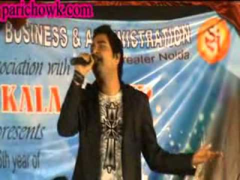 Tu Is Tarah Se Meri Zindagi By Rakesh Maini In Surtarang At Gsba College In Greater Noida video