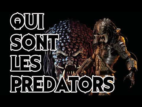Le Bestiaire de l'Horreur #08 : Les Predators (Predator)