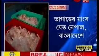 Rotten meat selling racket with international connection