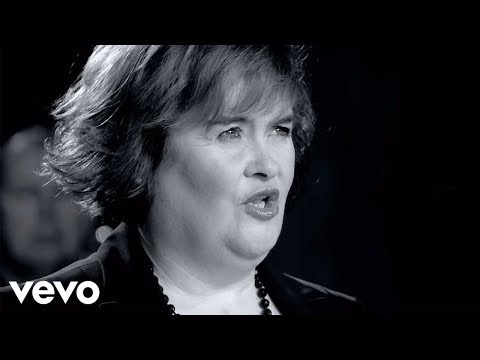 Susan Boyle - Unchained Melody Music Videos
