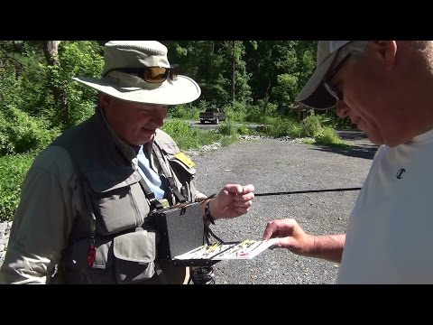 Fly Fishing Pennsylvania Summer 2014