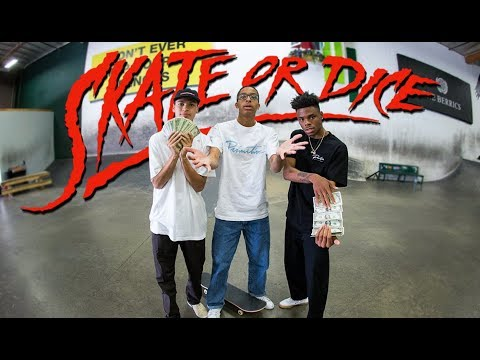 Can Robert Neal And Marcos Montoya Hustle The House? | Skate Or Dice!