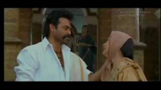 Venkatesh Powerful Dialogues   Jayam Manadera Telugu Movie Scenes   Soundarya   Suresh Babu