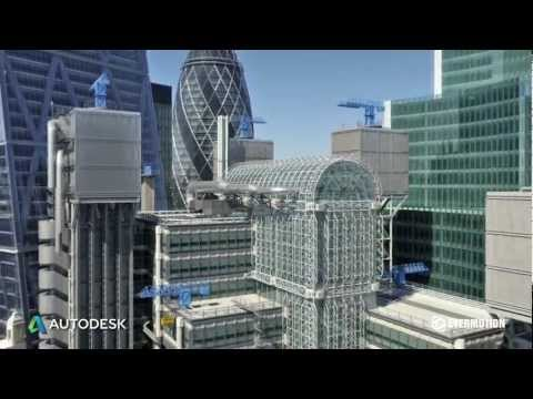 Autodesk Official Show Reel 2013
