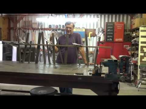 How to Set Up a Welding Table That Works - Kevin Caron